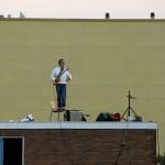 Do The RoofTopHop, kunstmanifestatie op daken in de Groninger binnenstad