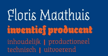 Floris Maathuis Inventief Producent